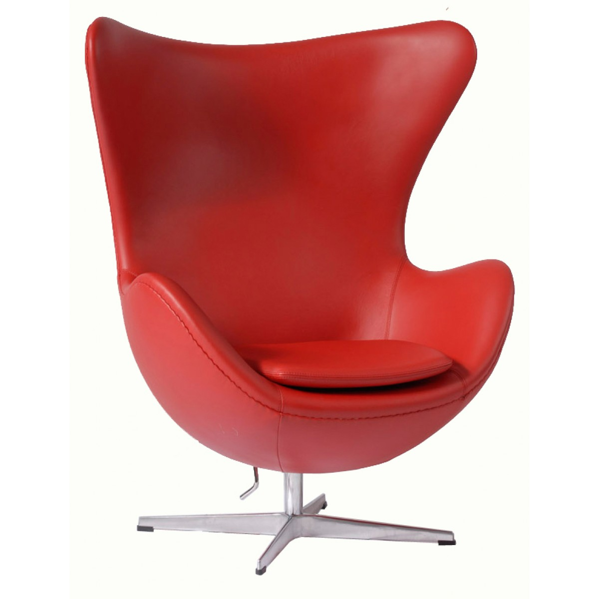Arne jacobsen style egg chair for Egg chair jacobsen