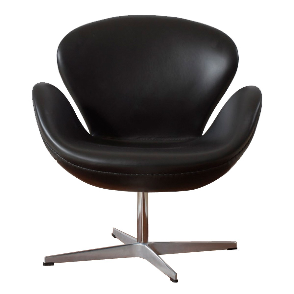 arne jacobsen style swan chair. Black Bedroom Furniture Sets. Home Design Ideas