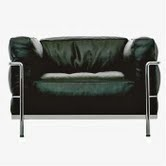 Le Corbusier Style Grand Chair