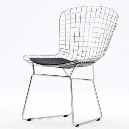 Bertoia Style Side Chair