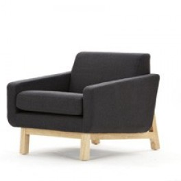 Aldo Style Lounge Chair
