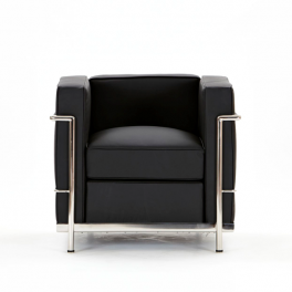 Le Corbusier Style 1 Seater