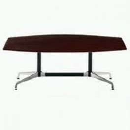 EA Style Wooden Top Meeting Table